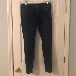 CAbi Dark Wash Jeans